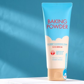 Пенка для умывания и глубокой очистки Etude House Baking Powder BB Deep Cleansing Foam, 160 мл