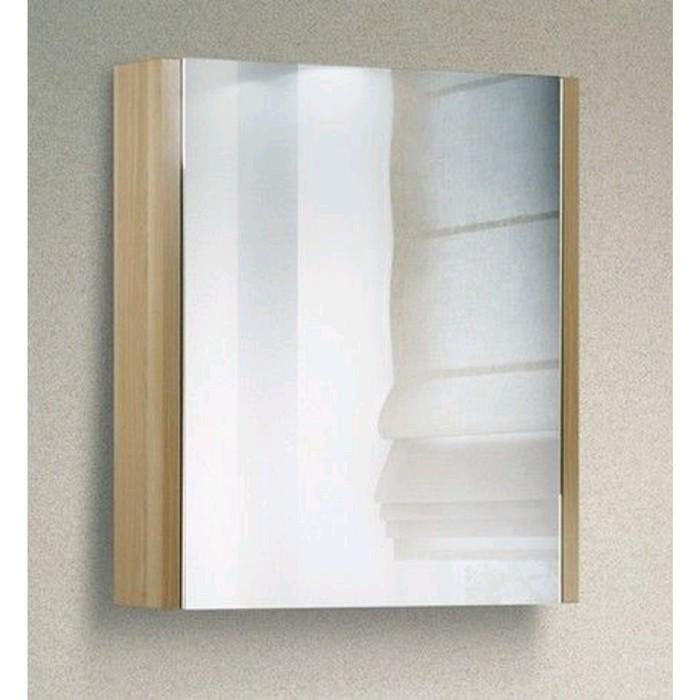 Зеркало шкаф Garda BRAVO 60, цвет ясень светлый