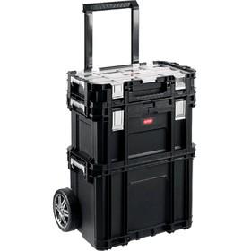 """Ящик для инструментов KETER SMART ROLLING 38390-22, 22"""", модульный, на колесах"""