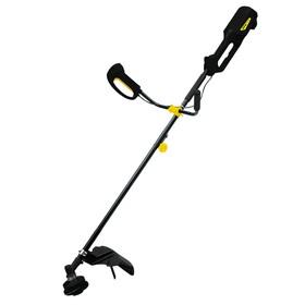 Триммер электрический Huter GET-1500B, 1500 Вт, d=2 мм, леска/нож, разборная штанга