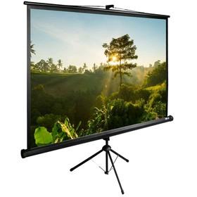 Экран Cactus 200x200см TriExpert CS-PSTE-200x200-BK 1:1 напольный рулонный черный Ош