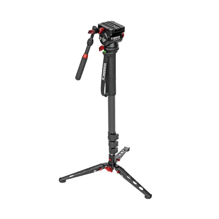 Видеомонопод HDV Elite 517С, карбоновый