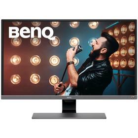 """Монитор Benq EW3270U 31.5"""", VA, 3840x2160, 60Гц, 4мс, HDMI, DPort, чёрный"""