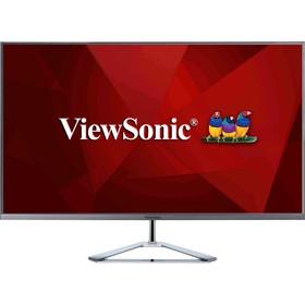 """Монитор ViewSonic VX3276-MHD-2 32"""", IPS, 1920x1080, 60Гц, 4мс, VGA, HDMI, DPort, чёрный"""