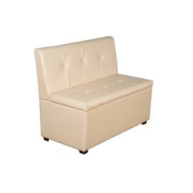 Кухонный диван 'Уют-1', 1000x550x830, бежевый Ош