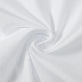 Ткань Бязь отбеленная ш.150 см, 100% хлопок, 120 гр/м2