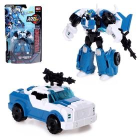 Робот-трансформер «Автобот полицейский джип»