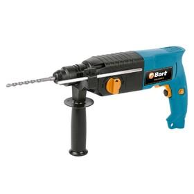 Перфоратор Bort BHD-800N-K, 800 Вт, 4850 уд/мин, 3 Дж, регулировка скорости, SDS+