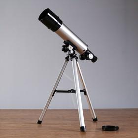 Телескоп настольный 'Натуралист' сменные линзы 90х-60х Ош