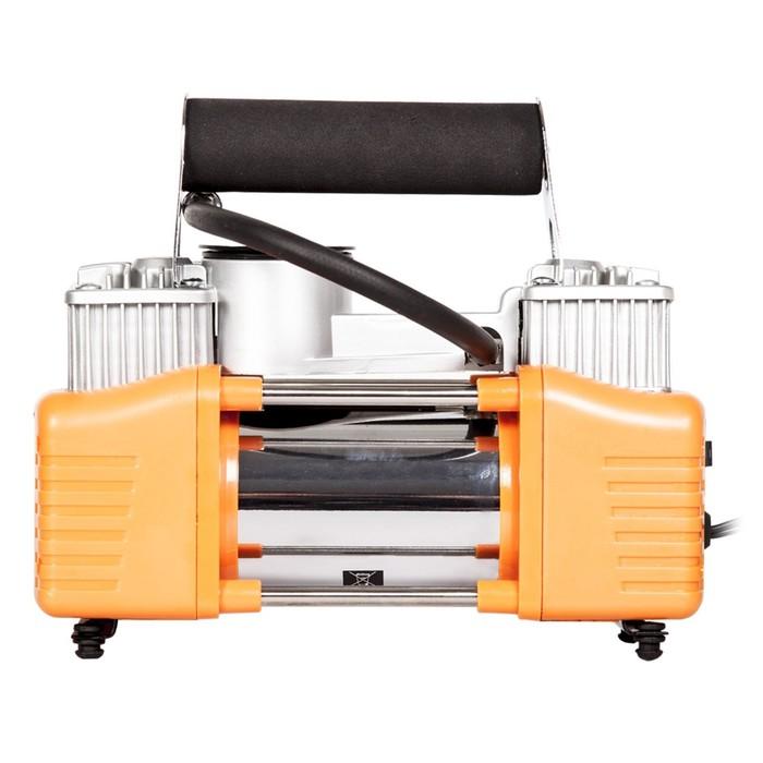 Компрессор автомобильный Bort BLK-700x2, 12 В, 70 л/мин