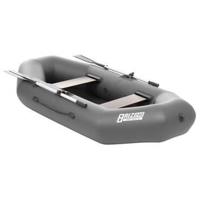 Лодка «Бриз» 240, цвет серый Ош