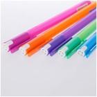 Ручка шариковая Cello Frosty узел 0,7мм, чернила синие, микс 705 - Фото 3