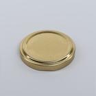 Крышка для консервирования «Елабуга», ТО-58 мм, винтовая, лакированная, цвет золотой - Фото 1