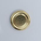 Крышка для консервирования «Елабуга», ТО-58 мм, винтовая, лакированная, цвет золотой - Фото 3