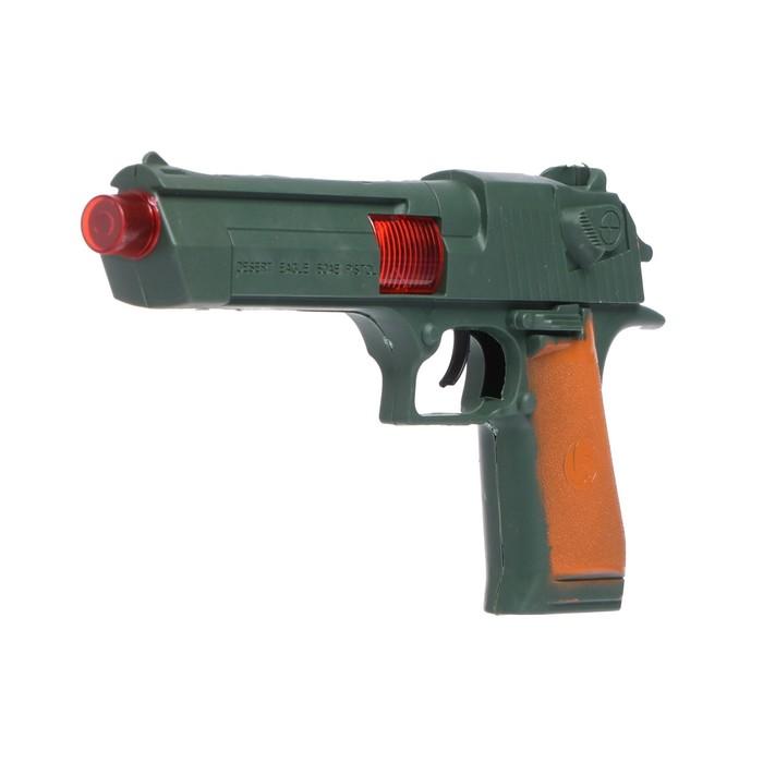 Пистолет-трещотка Грин