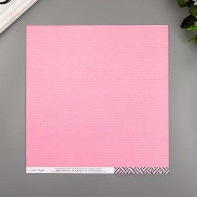 """Бумага для скрапбукинга Crate Paper """"Hustle"""" 30.5х30.5 см, 190 гр/м2"""