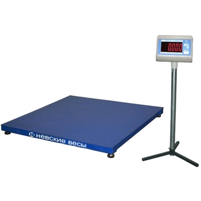 Весы платформенные ВСП4-1500 А9 (1500х1500)