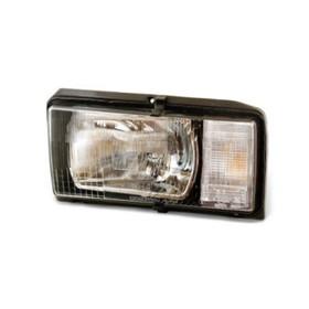 Фара на ВАЗ 2105 Формула света, левая, белый указатель Ош