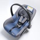Детское автомобильное кресло Colibri группа 0+, цвет синий 1704