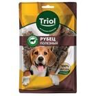 Рубец говяжий полезный для собак Triol, 30 г