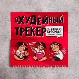 Спортивный календарь планинг «Охудейный трекер», А4 Ош