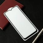 Защитное стекло Cassedy Full Cover, для Samsung Galaxy A20, полный клей, чёрная рамка