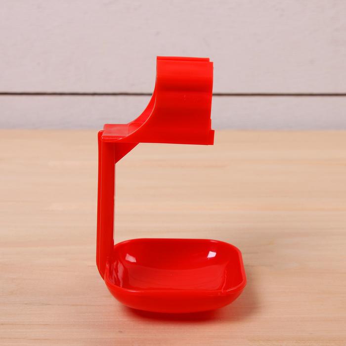 Каплеуловитель для ниппельных поилок, труба 22 ? 22 мм