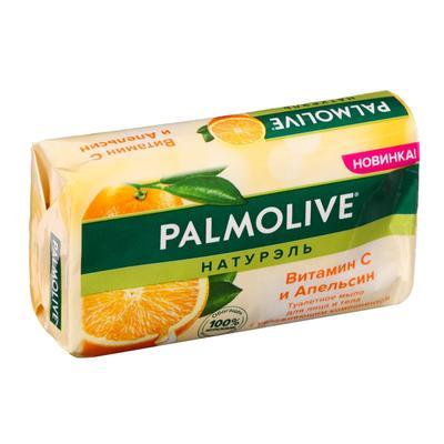 Туалетное мыло Palmolive «Натурэль», с витамином С и апельсином, 150 г - Фото 1