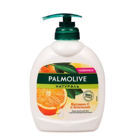 Жидкое мыло Palmolive «Натурэль», с витамином С и апельсином, 300 мл