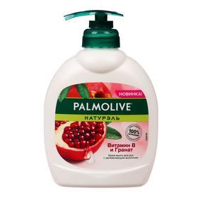 Жидкое мыло Palmolive «Натурэль», с витамином В и гранатом, 300 мл