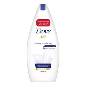 Крем-гель для душа Dove «Глубокое питание и увлажнение», 500 мл