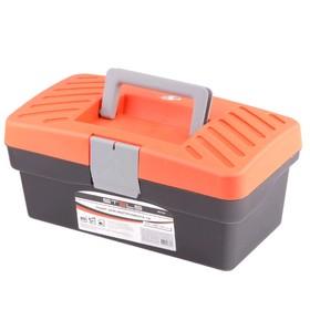 """Ящик для инструмента Stels 90723, 285х155х125 мм, 12"""", пластик"""