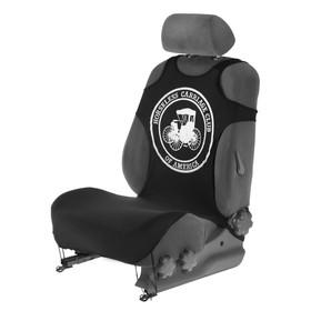 Чехол-майка 'Клаб', на переднее сиденье, хлопок Ош