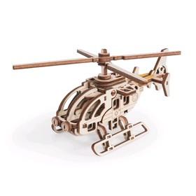 Деревянный конструктор «Вертолёт Стриж»