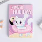 Блокнот А7 16 листов Summer holiday