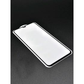 Защитное стекло Innovation 2D для Samsung A40, полный клей, черная рамка