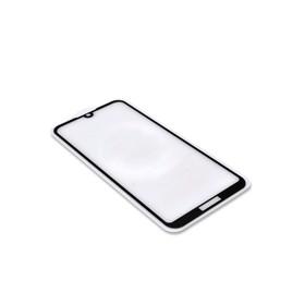 Защитное стекло Innovation 2D для Huawei Honor 8S/Y5 (2019), полный клей, черная рамка