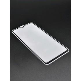 Защитное стекло Innovation 2D для Huawei P30 lite, полный клей, черная рамка