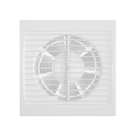 Вентилятор вытяжной 'РВС' Сириус 125, d=125 мм, цвет белый Ош