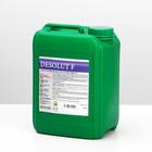 Моющее средство DESOLUT-F пенное, с хлором, 5кг