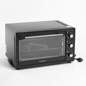 УЦЕНКА Мини-печь ENERGY GT30-В, 1600 Вт, 30 л, чёрная