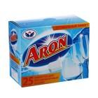 Таблетки для посудомоечных машин ARON, 25 шт