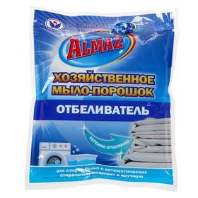 Almaz Хозяйственное Мыло-Порошок отбеливатель, 300 гр Ош