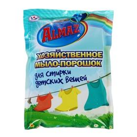 Almaz Хозяйственное Мыло-Порошок для стирки детских вещей, 300 гр Ош
