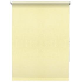 Рулонная штора «Шантунг», 40 х 175 см, цвет кремовый Ош