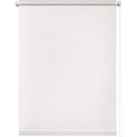 Рулонная штора «Шантунг», 40 х 175 см, цвет белый Ош