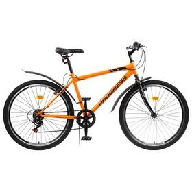 """Велосипед 26"""" Progress модель Crank RUS, цвет оранжевый, размер 19"""""""