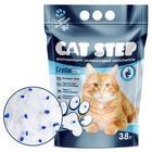 Наполнитель силикагелевый CAT STEP Crystal Blue, 3,8 л
