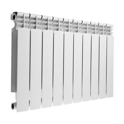 Радиатор биметаллический Lammin PREMIUM, 500х100 мм, 10 секций
