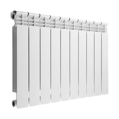 Радиатор биметаллический Lammin PREMIUM, 500х80 мм, 10 секций